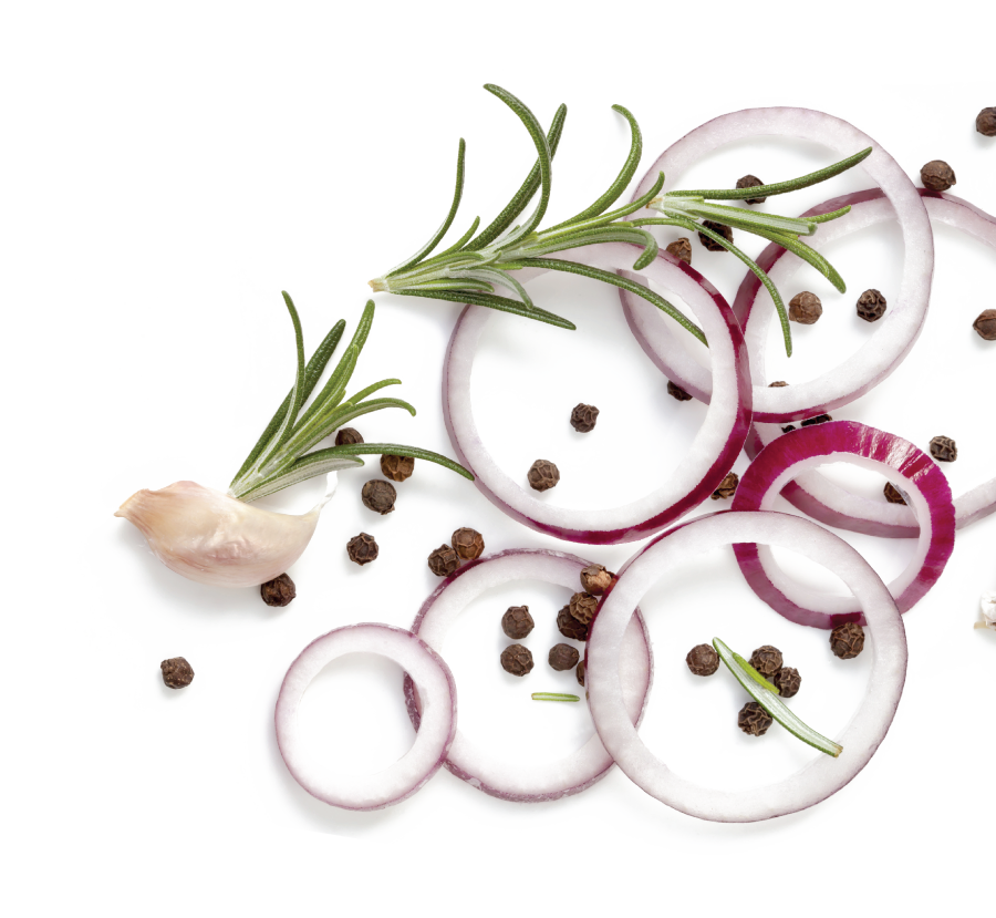 onion tracey catering menu